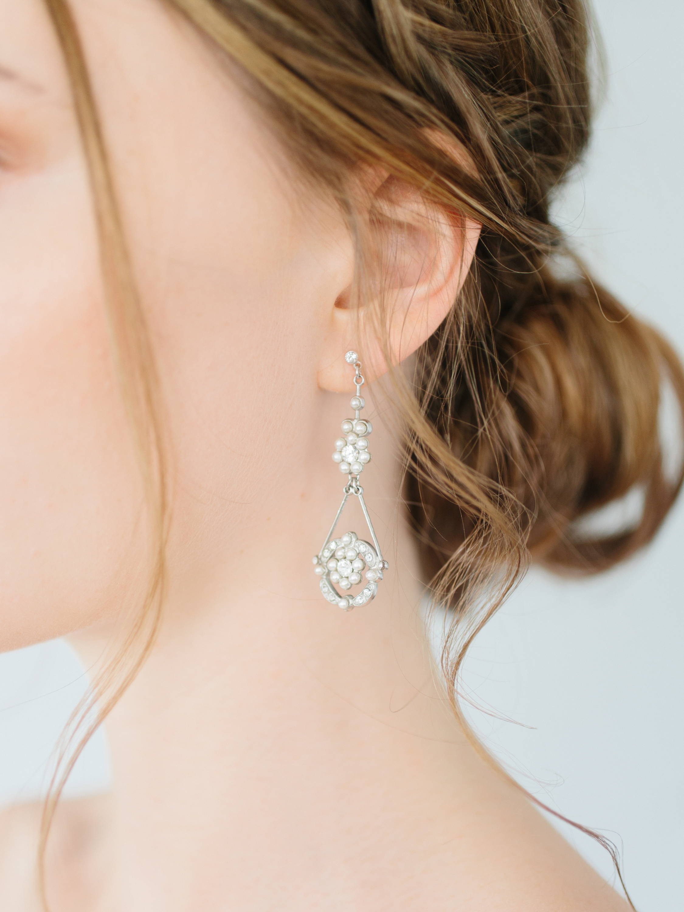 Ampersand Bridal Marbella Earring