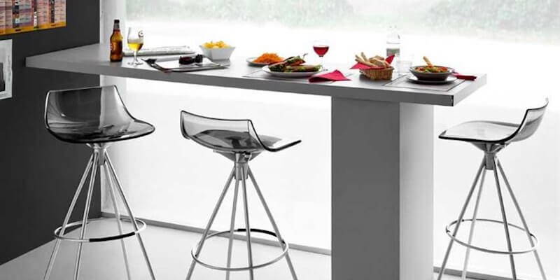 Bar and Counter Stools for your modern dining room.