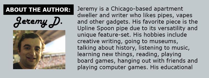 DopeBoo blog author Jeremy D