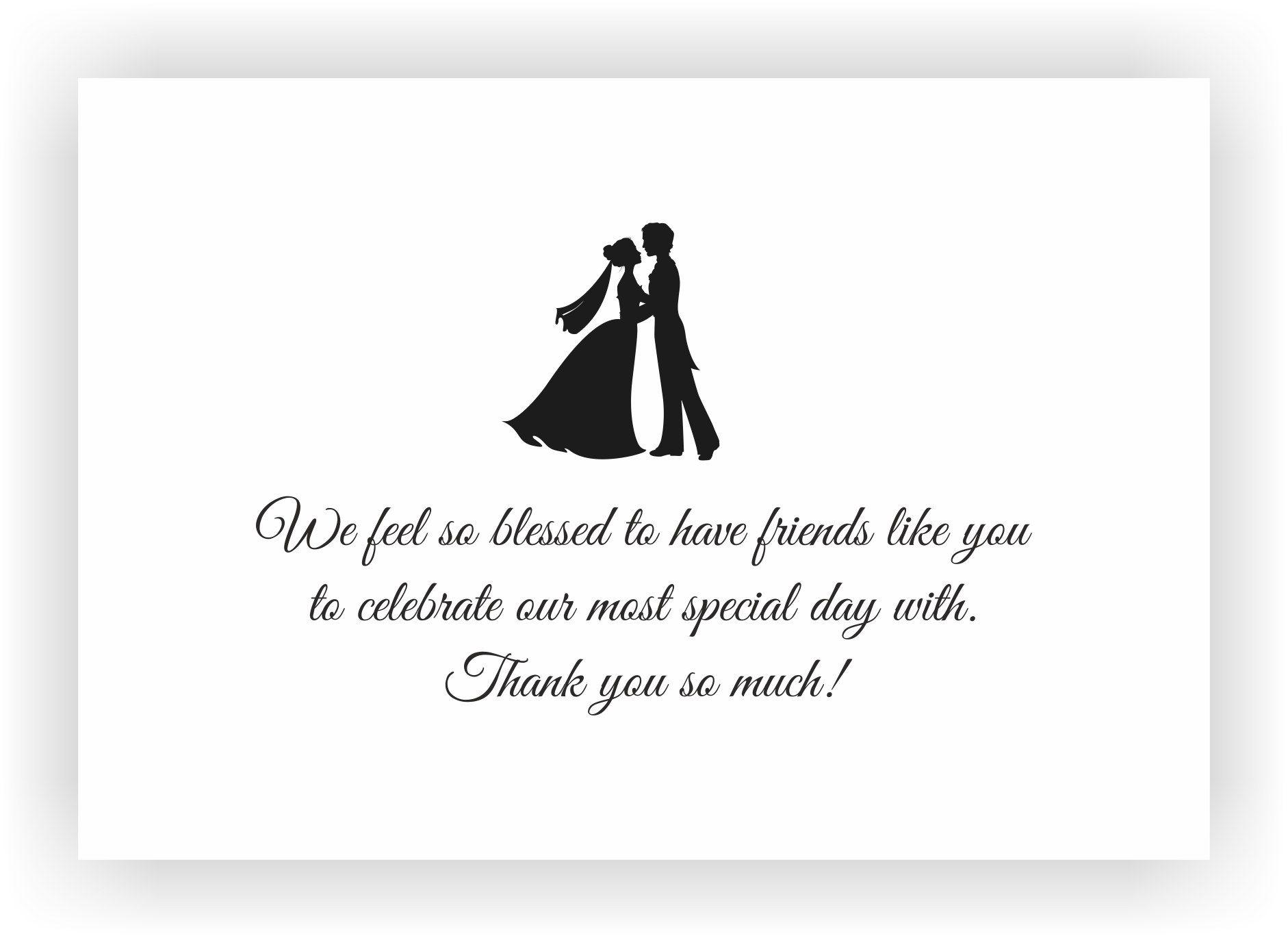 Wedding Gift Message Note: Wedding Anniversary Return Gift Wording