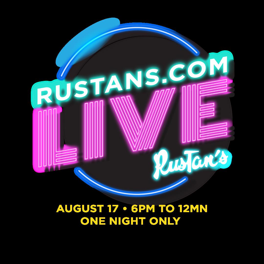 Rustans.com Live