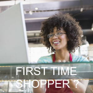 First time shoppers guide