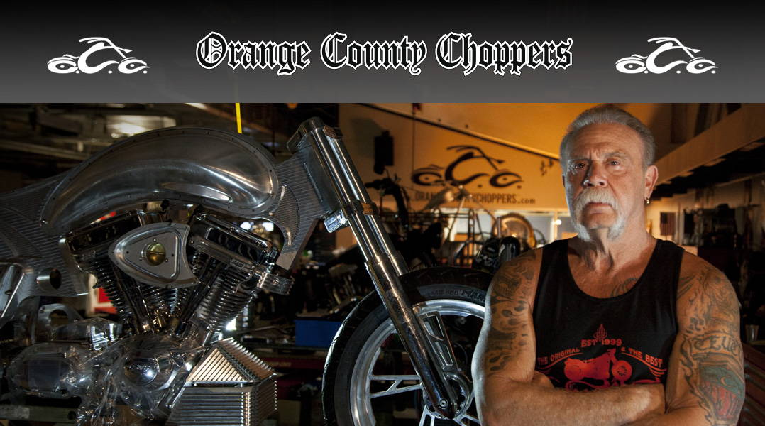 Shop Orange County Choppers