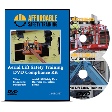 Aerial Lift Train The Trainer DVD