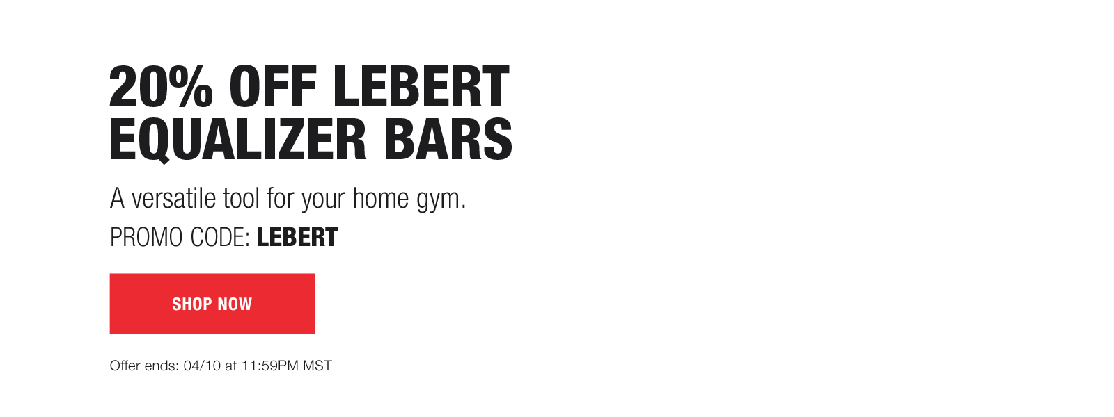 20% off Lebert with code LEBERT
