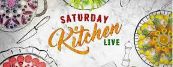 Saturday Kitchen Live Logo