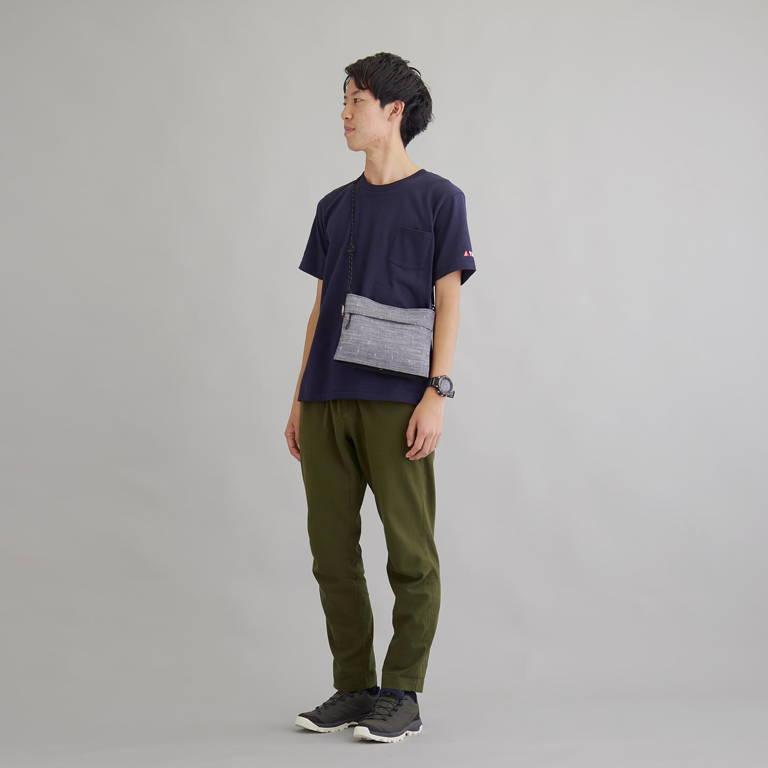 YAMAP(ヤマップ)/オリジナルロゴTシャツ/ホワイト/UNISEX