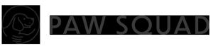 Paw Squad Logo
