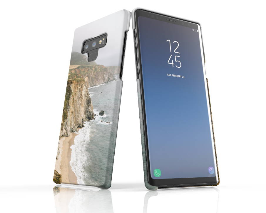 Galaxy Note 9 Slim Case Zoom in