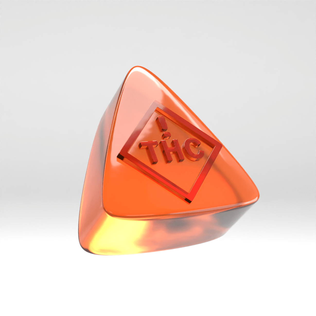 Triangle THC Gummies