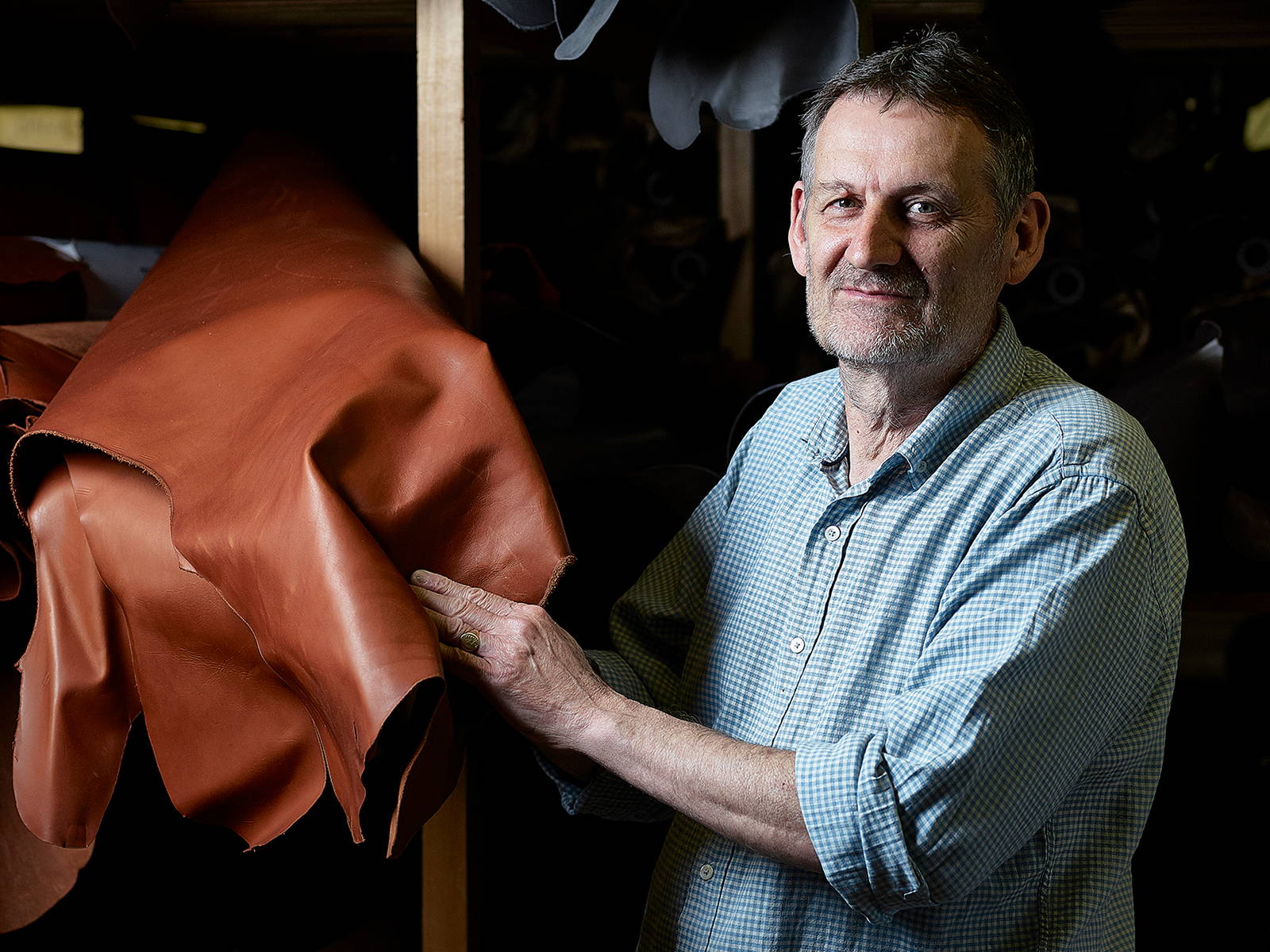 Leather Buying An Interview