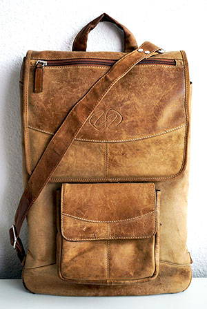 Leather case for 15