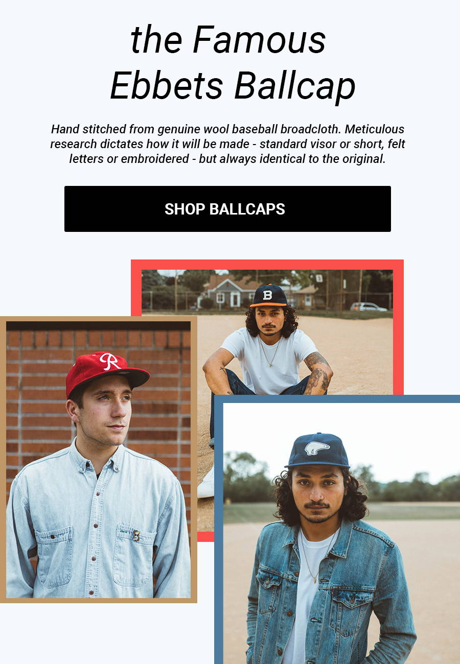 8af47960 Ebbets Field Flannels, Vintage Throwback Jerseys, Baseball Caps, Tees