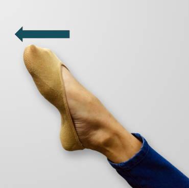 Ankle Plantarflexion - Position