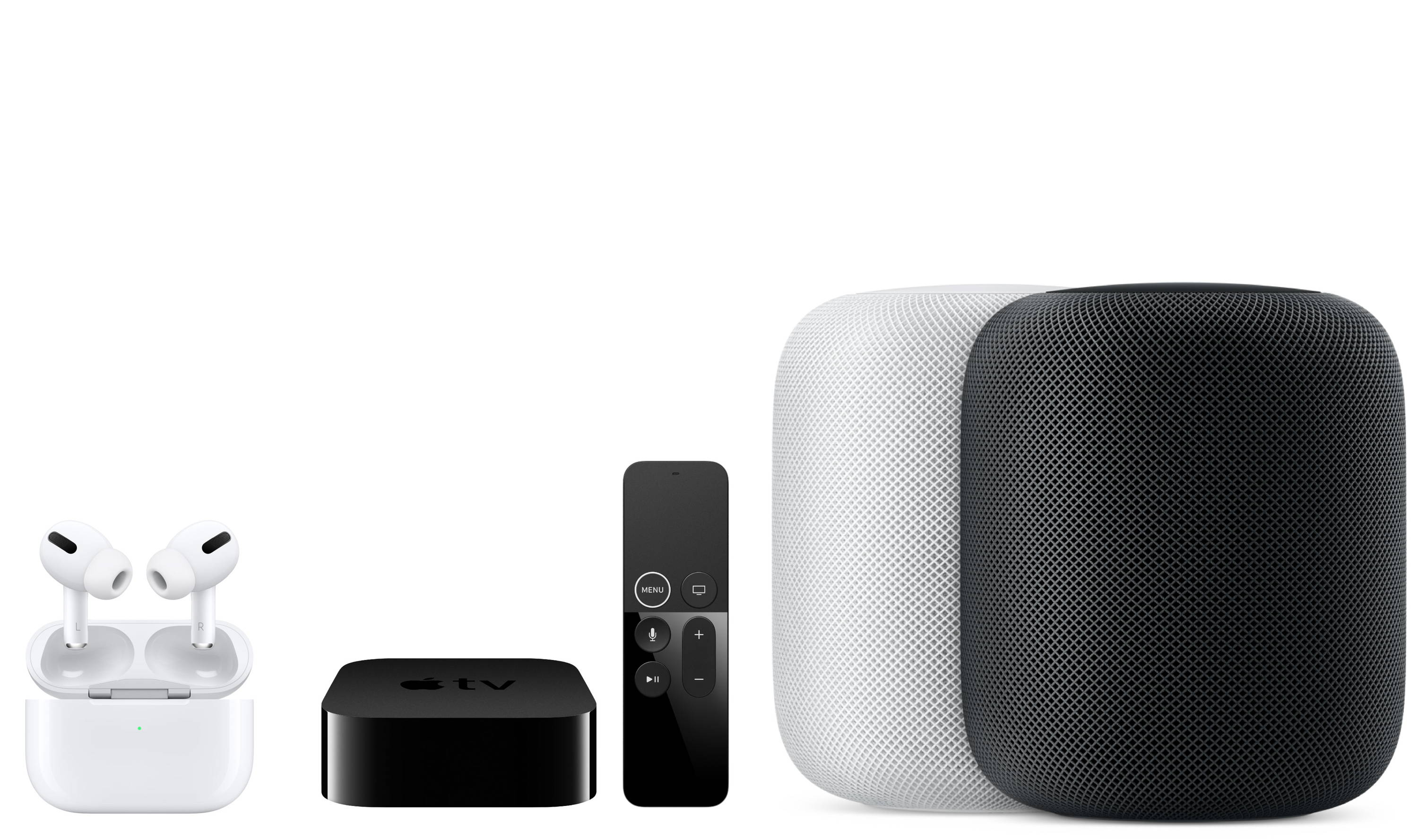 Shop AirPods, Apple TV, HomePod and more