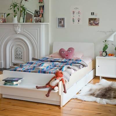 Modern Twin Beds