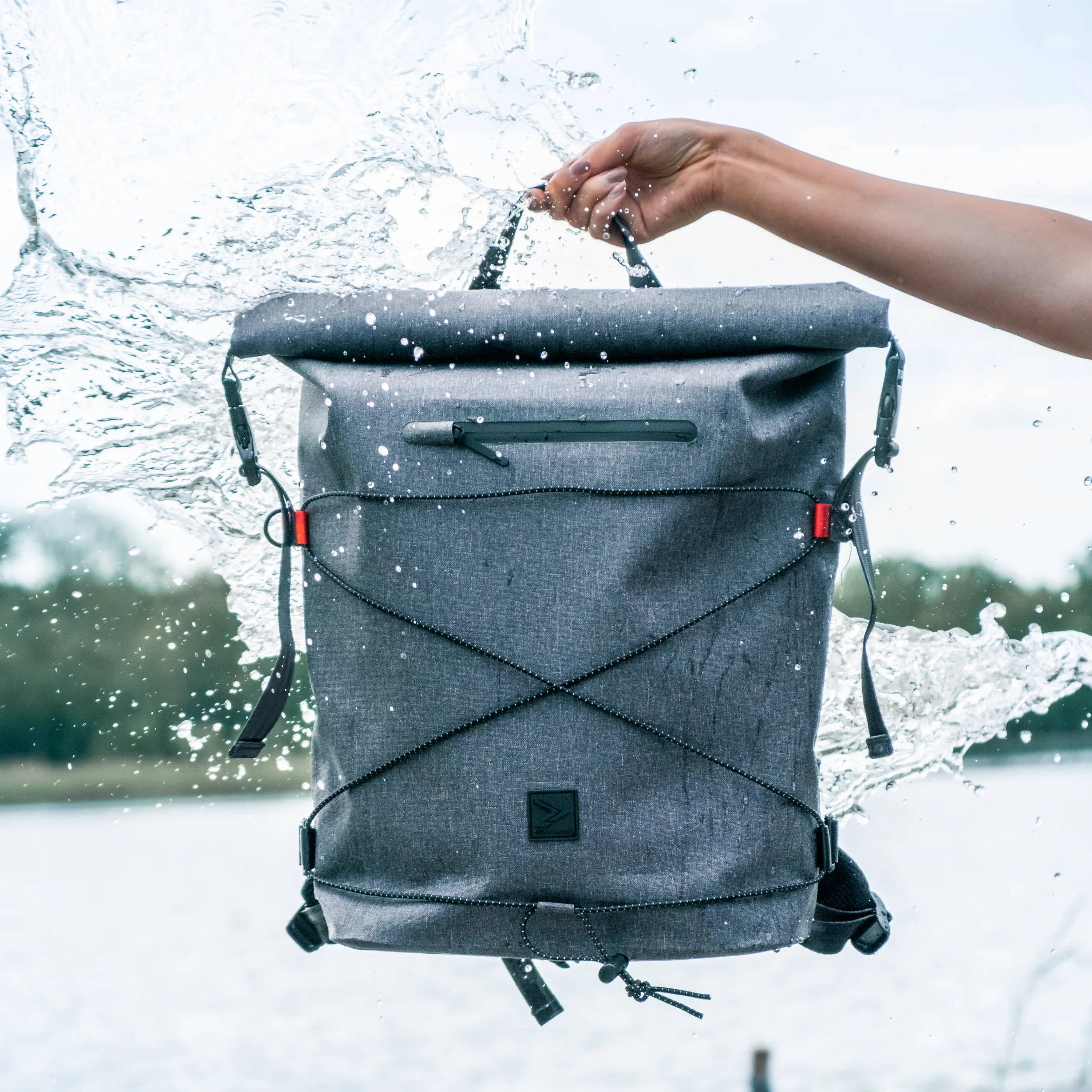 waterproof backpack that is also stylish