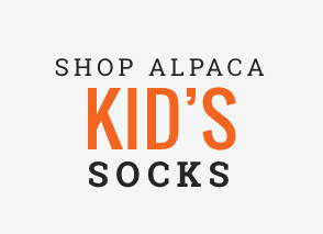 Shop Kid's Alpaca Socks