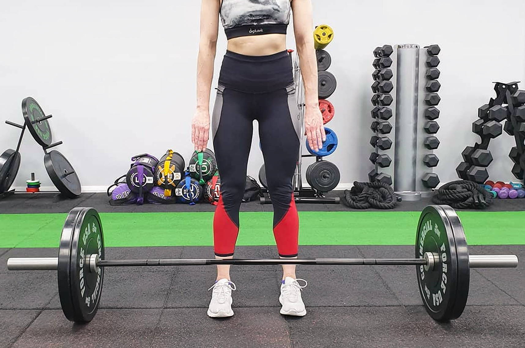 Commercial Gym Equipment Total Body PT and Fitness