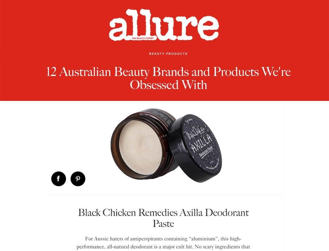 Black Chicken Remedies at allure.com