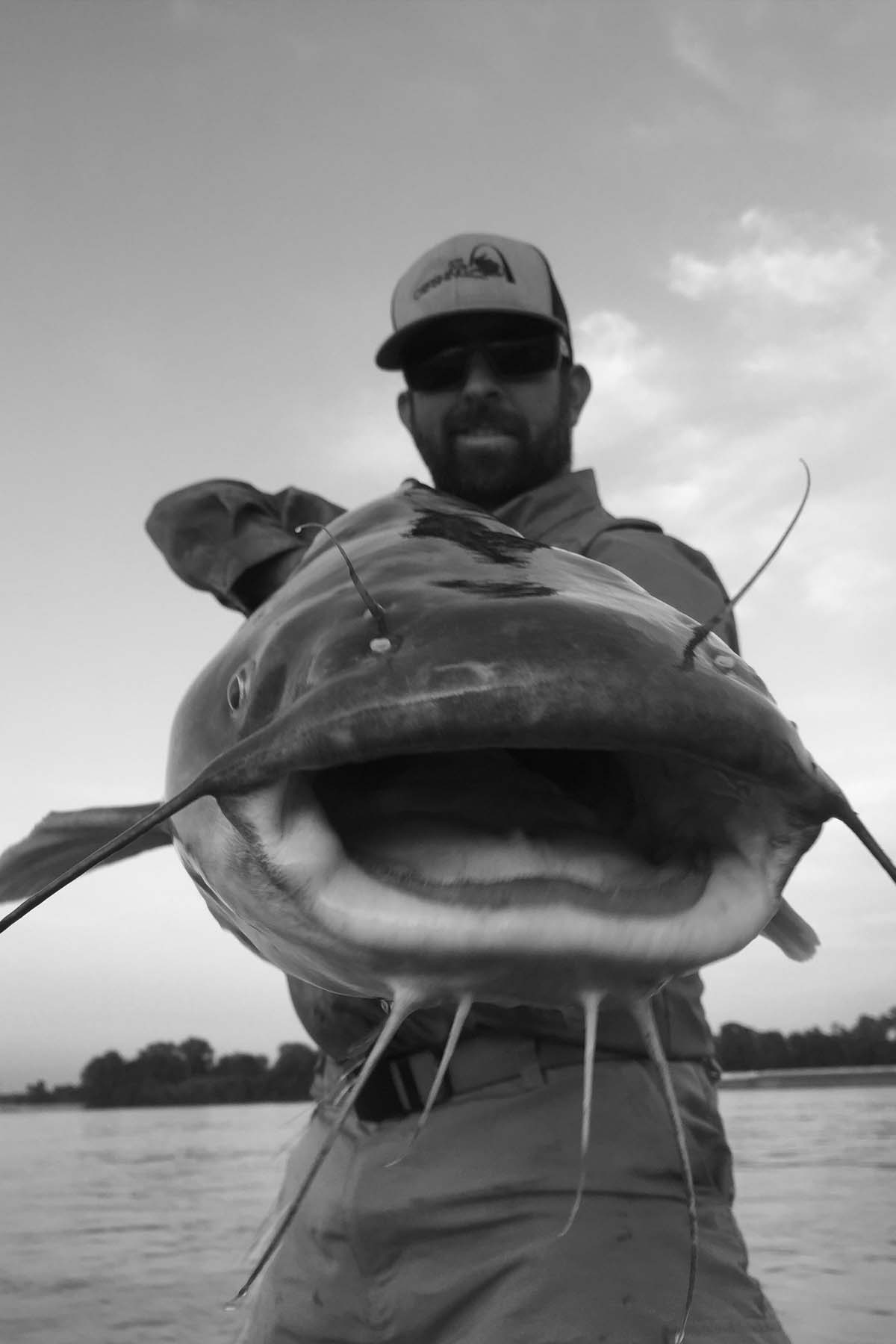 Catfish Guide - St. Louis Catfish Guide Service - Whisker Seeker Tackle