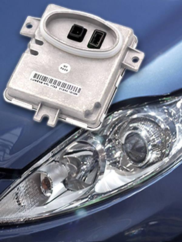 2013 vw cc headlight ballast