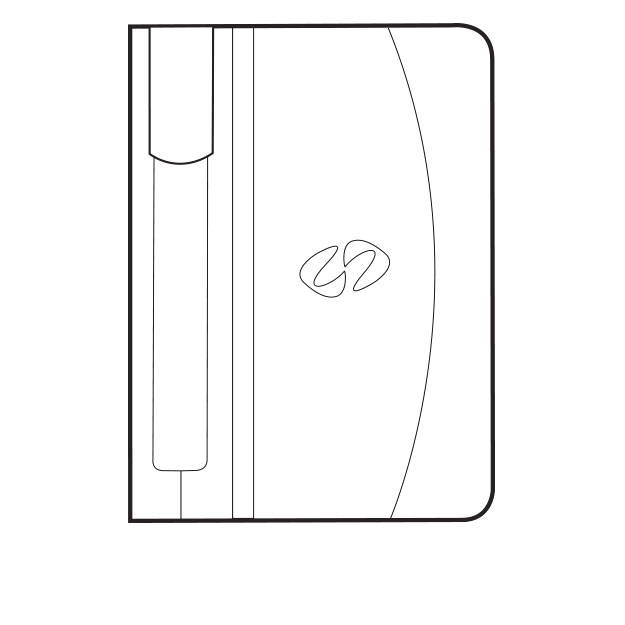 ipad 9.7 leather folio drawing