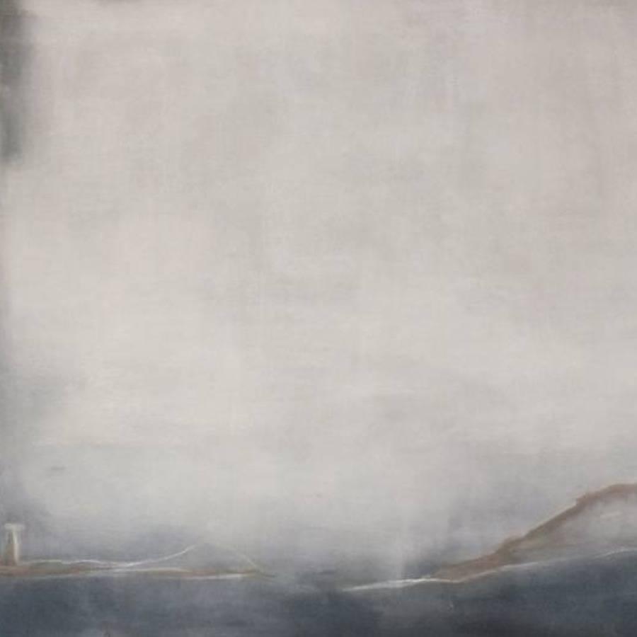 Minimalist paintings by Marilina Marchica