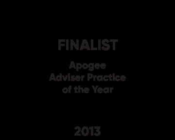 Apogee Adviser Practice of the Year