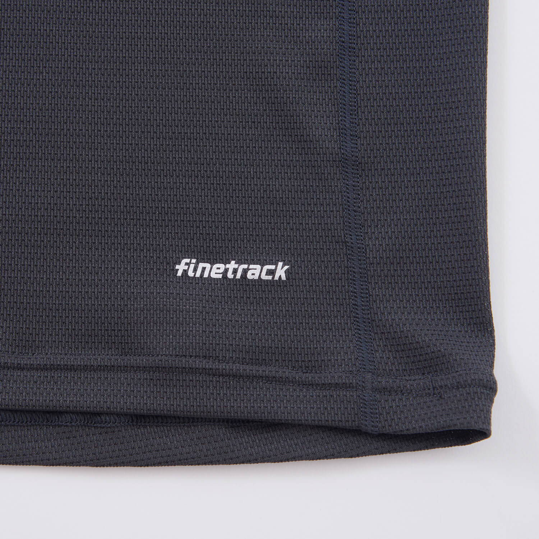 finetrack(ファイントラック)/ドライレイヤーウォームロングスリーブ/ブラック/MENS