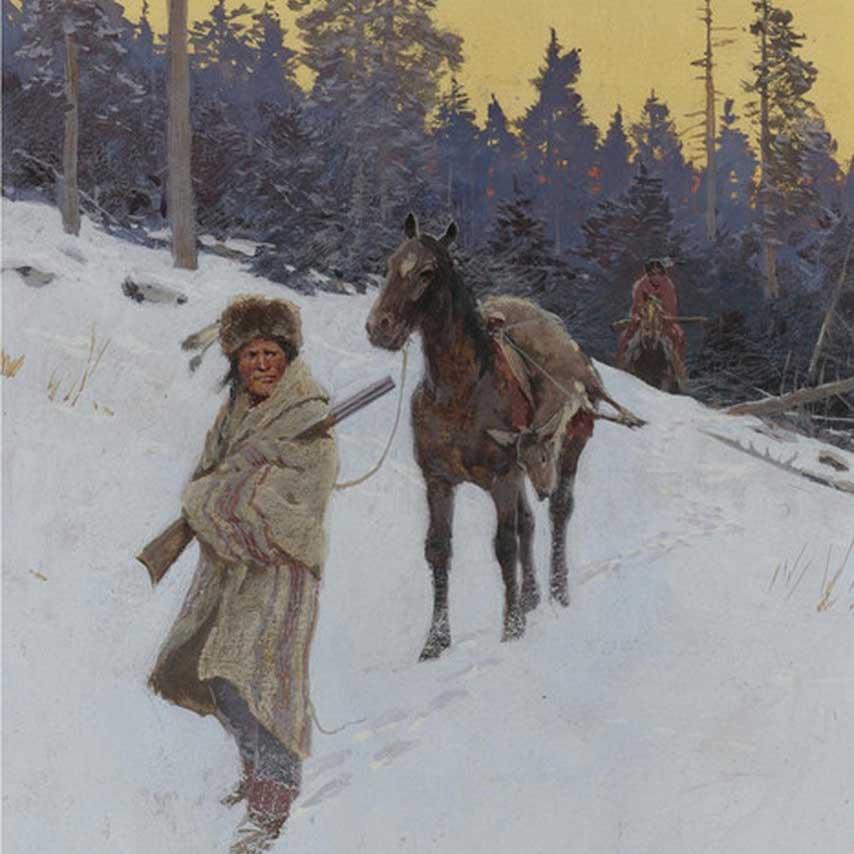 Henry Farny Art