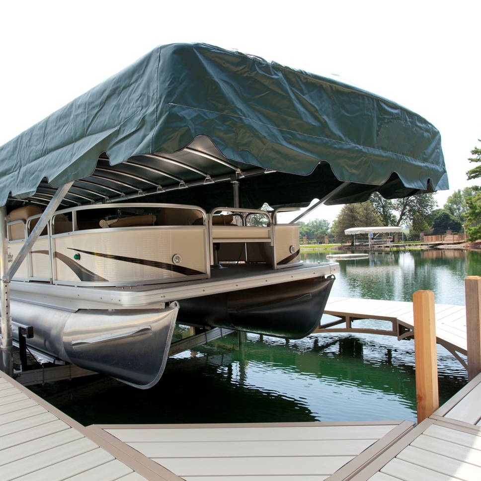 Shorestation Replacement Boat Lift Canopy Covers