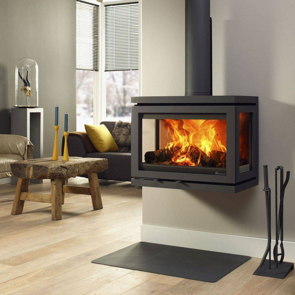 Rules For Wood Burning Stoves Heat Shields And Distance To Combustibl Stovefitter S Warehouse