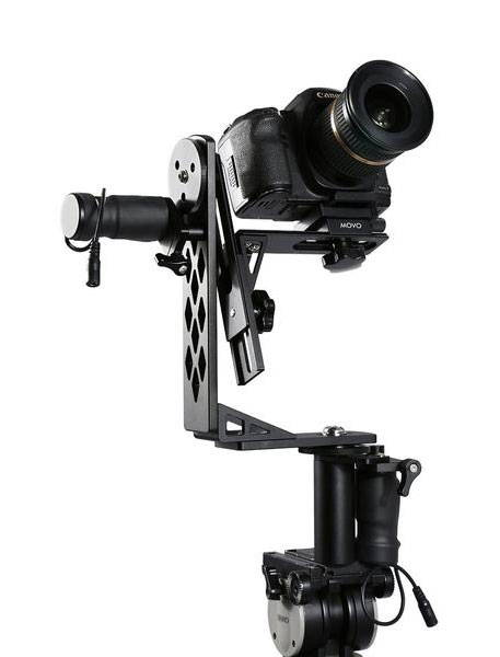 MGB-5 Motorized 360° Pan / Tilt Gimbal Head