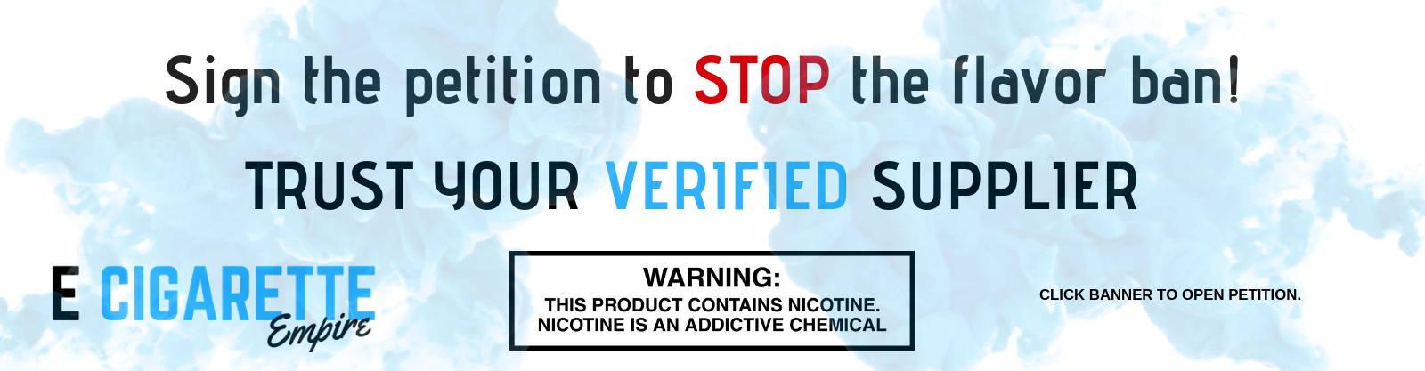 Say no to Vaping Ban!