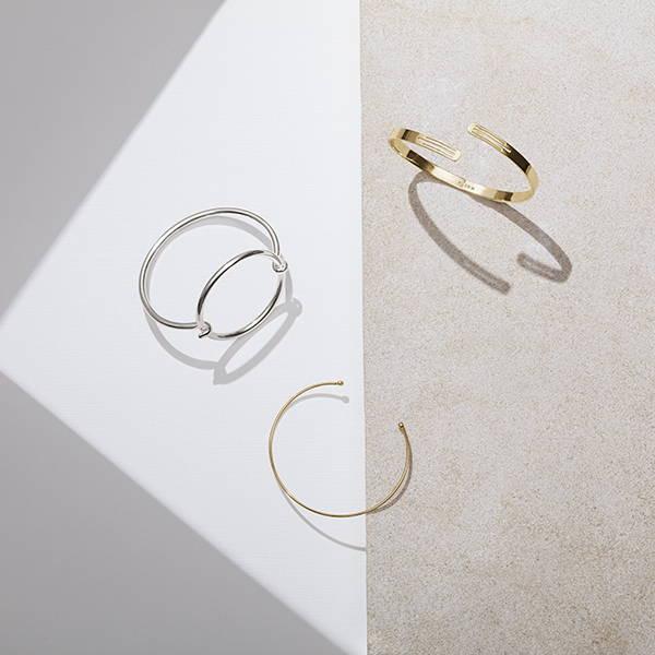 Pyntade armband