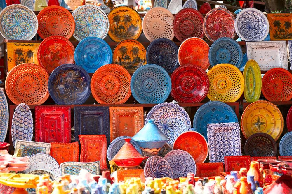 Travelbay Morocco Tours - Morocco HolidayInformation - Shopping in Morocco