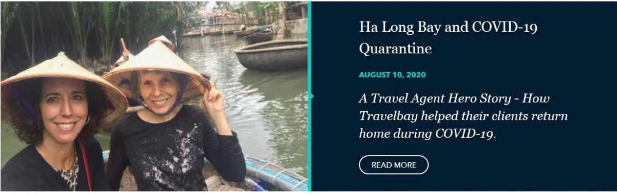Travelbay - ATAS Accredited - Travelbay Travel Heroes