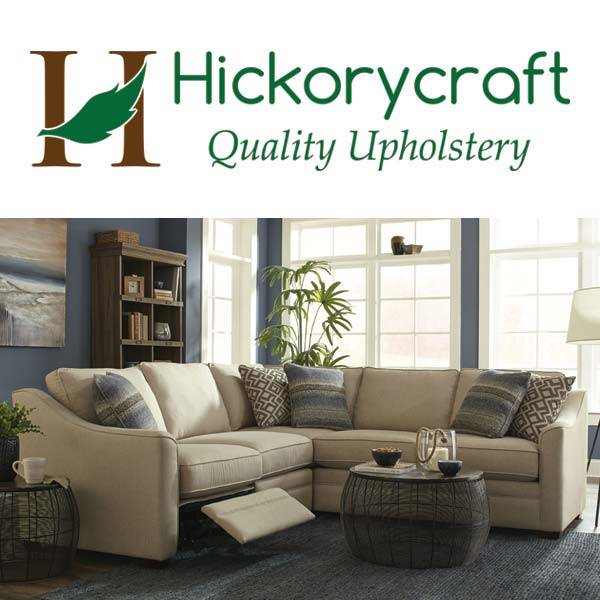 Hickorycraft Quality Upholstery by Craftmaster