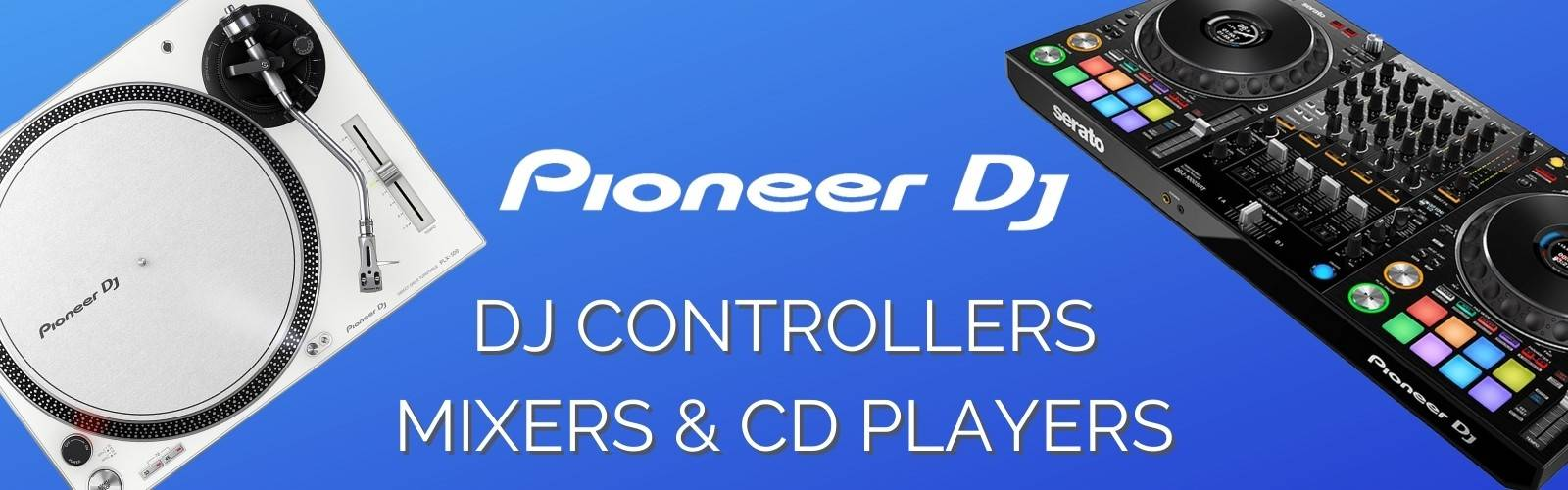 dj controllers mixers cd players for sale emi audio