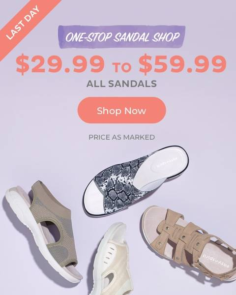 One-Stop Sandal Shop