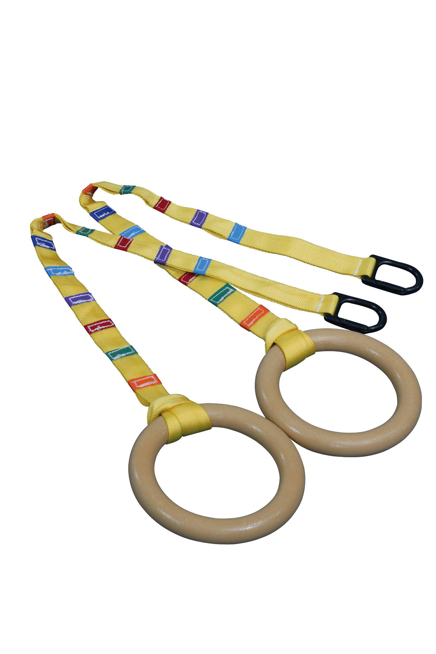 Gymnastics Rings and Straps
