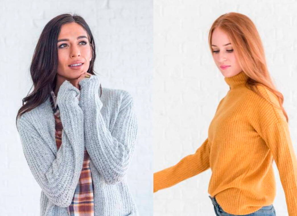 Our Favorite Cozy Women's Sweaters of Winter 2018