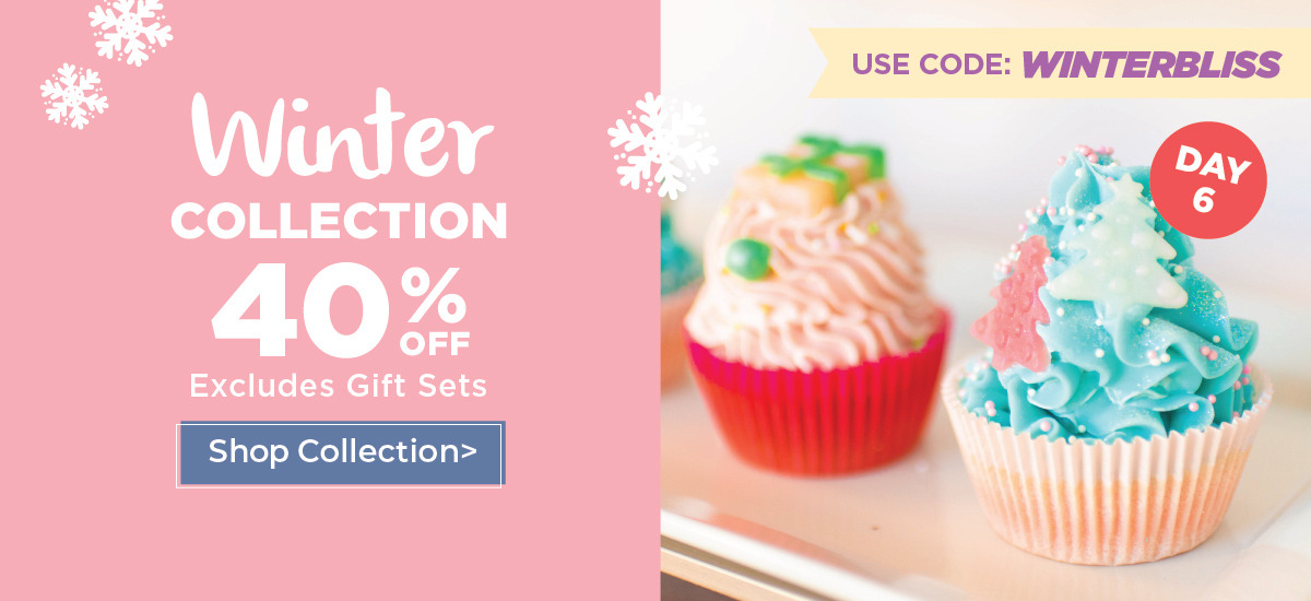 40% off holiday collection
