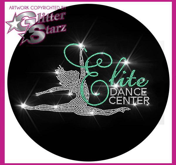 Glitterstarz webstore fundraiser Elite Dance Center