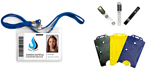 Visitor ID Accessories