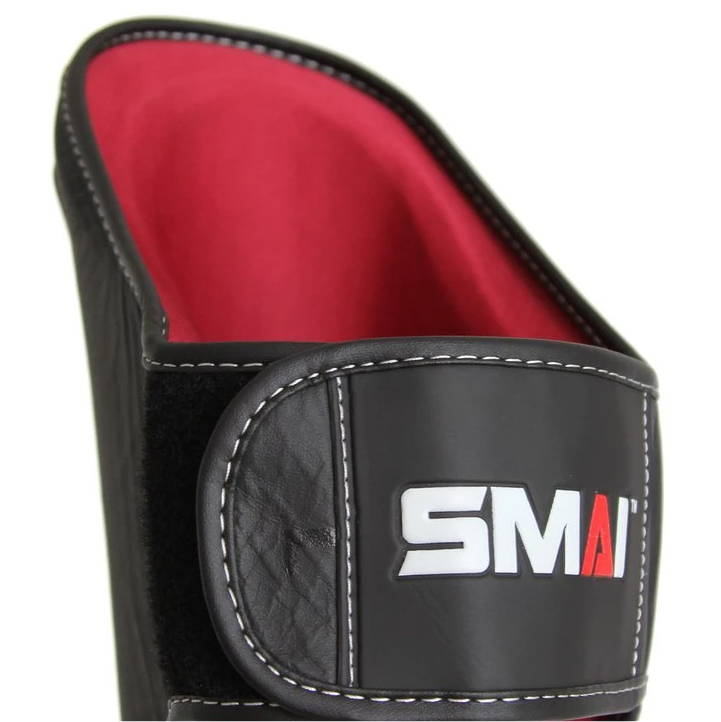 SMAI Elite85 Muay Thai Shin Guards Strong and Durable
