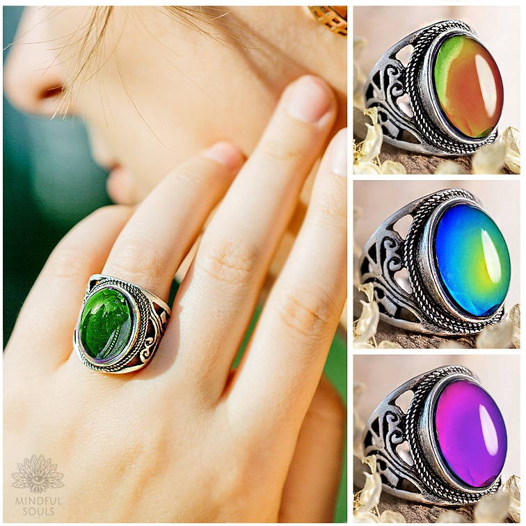 Mood ring colors