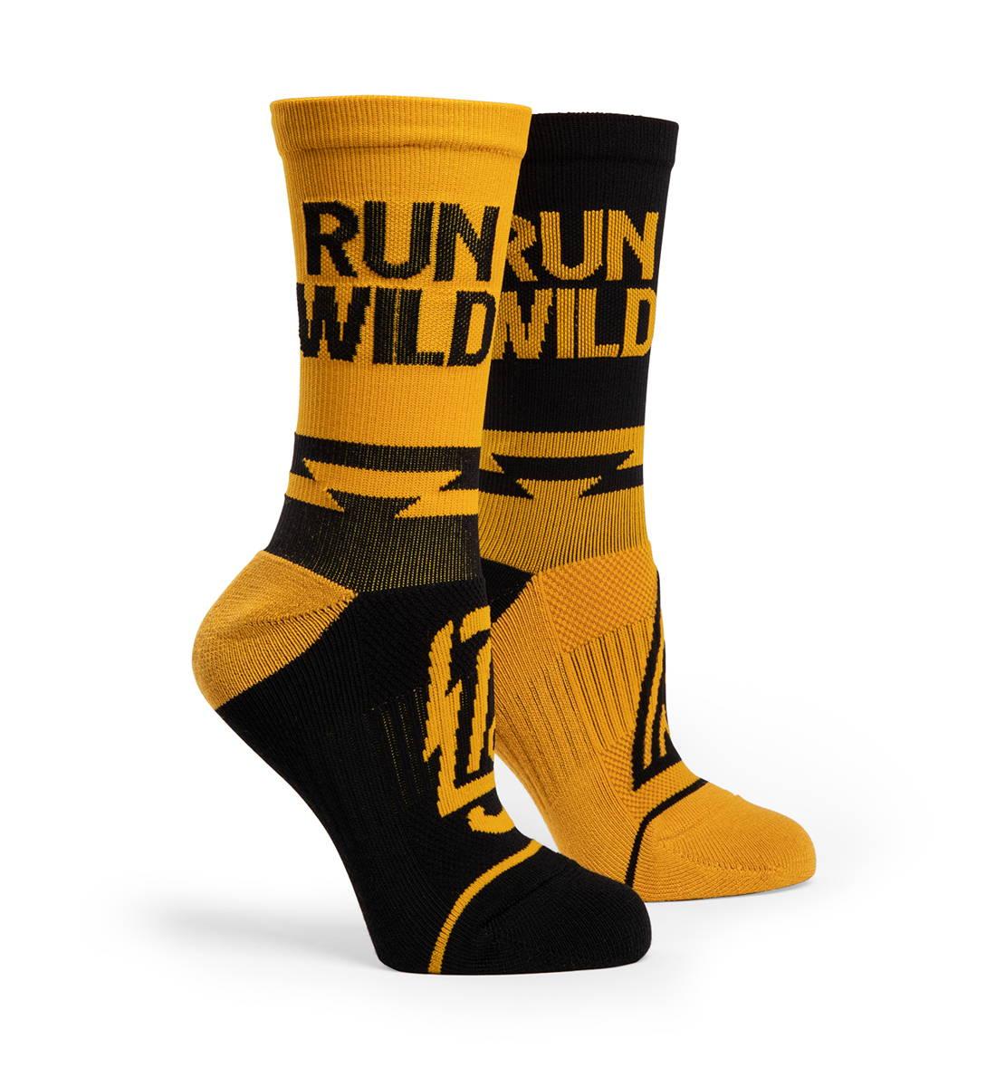 Run Wild Socks - The Great PNW X Lincoln Design Co.