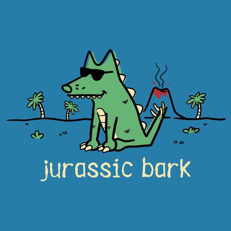 Shop teddy the dog jurassic bark pup culture collection